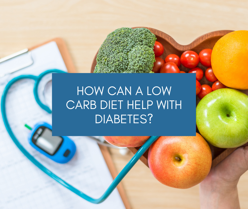 how can a low carb diet help with diabetes