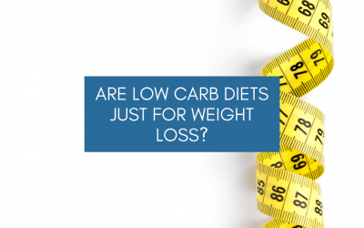 Low Carb benefits apart from weight loss