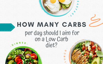 Carbs per day on a Low Carb diet